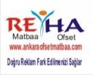 Ankara Reha Matbaa Ofset Reklam Promosyon