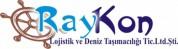 Raykon Lojistik Ve Deniz Taşımacılığı Tic.ltd.şti.